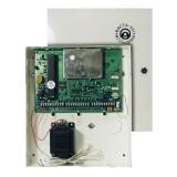 Контрольная панель управления охранно-пожарной системой