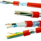 Огнестойкий экранированный кабель FRHF J-H(St)...Lg FE180 PH90 типоразмера 1x4x0.8 мм