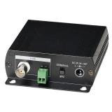 Удлинитель Ethernet и питания (DC 12В) по любому двухжильному кабелю до 700 м