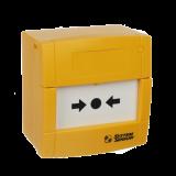 Устройство дистанционного пуска с нормально-разомкнутыми контактами и последовательно включенным резистором 470 Ом