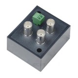Усилитель-разветвитель видеосигнала HDCVI/HDTVI/AHD (1 вх./2 вых.) до 100 м