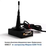 Контроллер III поколения с поддержкой 2-х сетей стандарта GSM/GPRS-900/1800