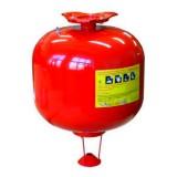 Модуль порошкового пожаротушения импульсного действия