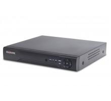 16-канальный мультигибридный видеорегистратор (AHD-H+IP+SD) c поддержкой 1 жёсткого диска