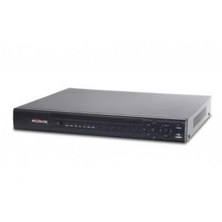 16-канальный мультигибридный видеорегистратор с поддержкой AHD/TVI/CVI/CVBS/IP