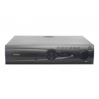 16-канальный мультигибридный видеорегистратор (AHD-H+IP+SD) c поддержкой 8 жёстких дисков